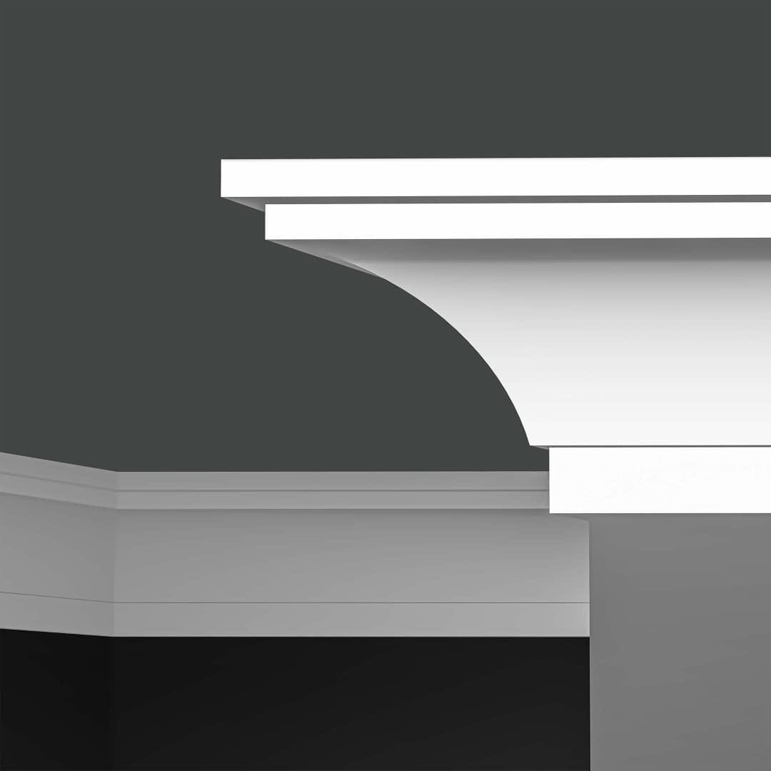 One Step Cove Moulding