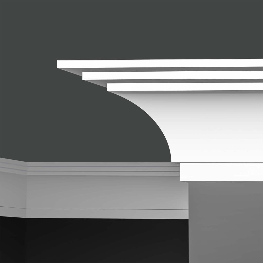 Two Step Cove Crown Moulding