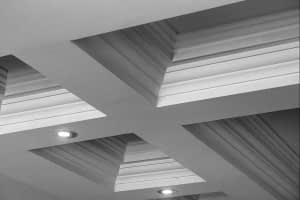 Coffered Ceiling Beams